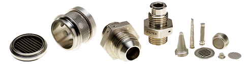 Ejay Filtration line of custom made filter fittings