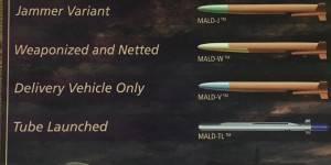 MALD Program (Miniature Air Launch Decoy)